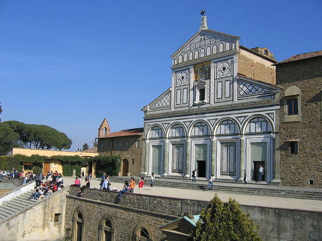 Церковь Сан Миньято Аль Монте