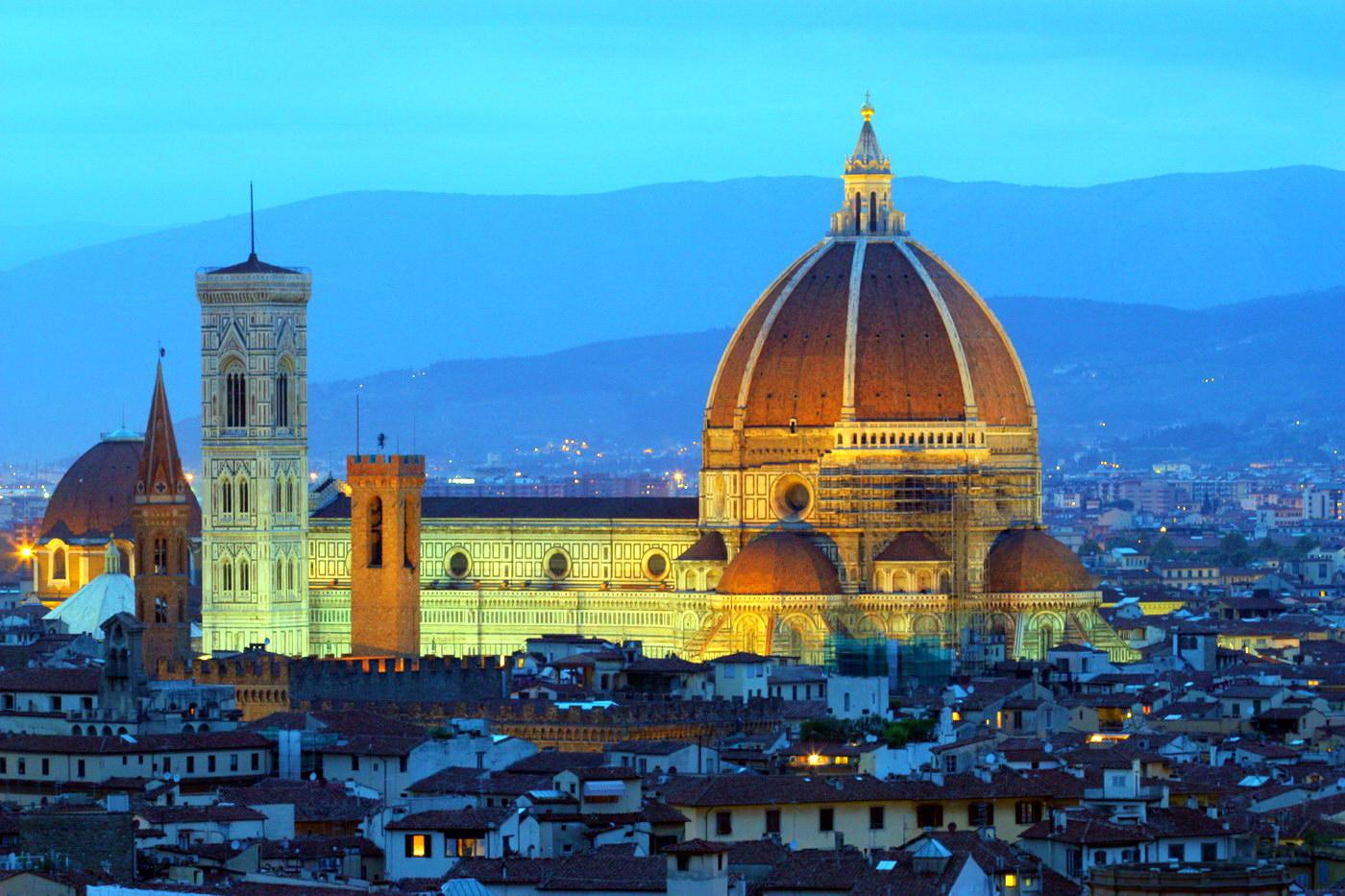 Флоренция — одна из итальянских столиц моды