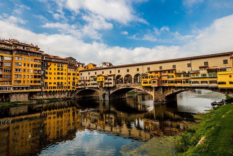 Понте Веккио и другие мосты Флоренции