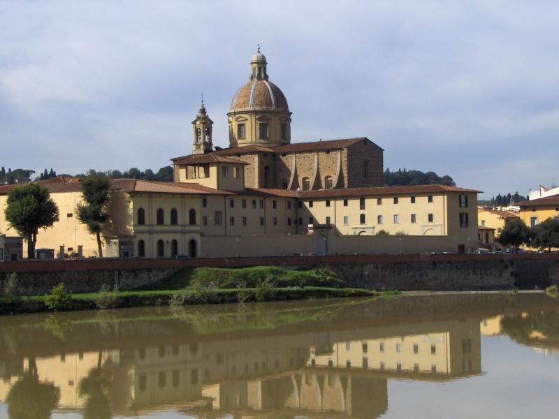 Церковь Сан Фредиано Аль Честелло